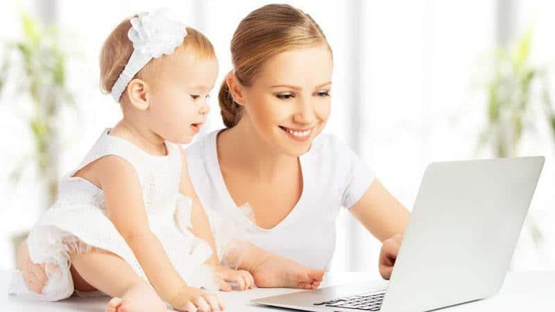 Заработок для мам в декрете: нюансы