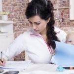 Как можно заработать в декрете, сидя дома