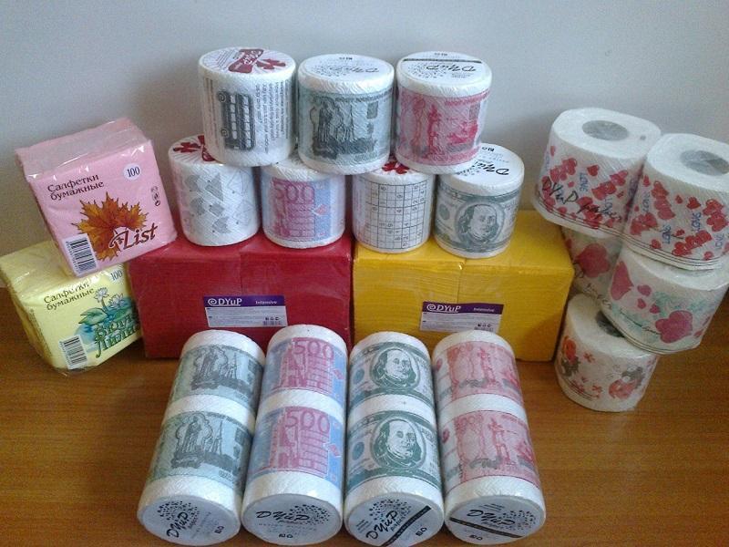 производство туалетной бумаги и салфеток
