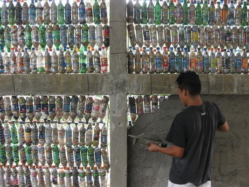 сбор пластиковых бутылок как бизнес