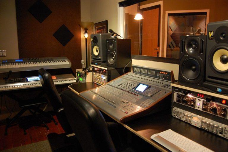 Как сделать запись в студии 431