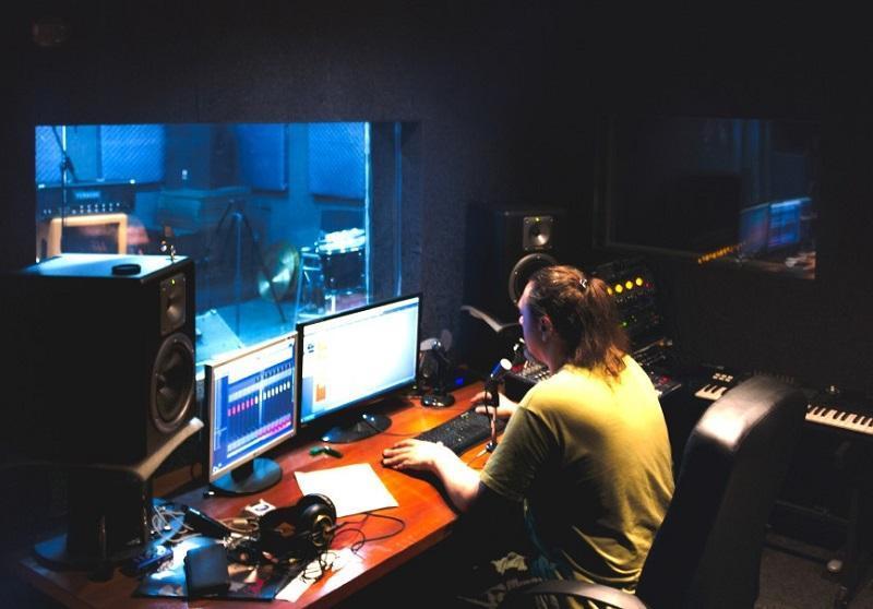 студия звукозаписи как сделать