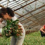 Персонал для бизнеса по выращиванию цветов