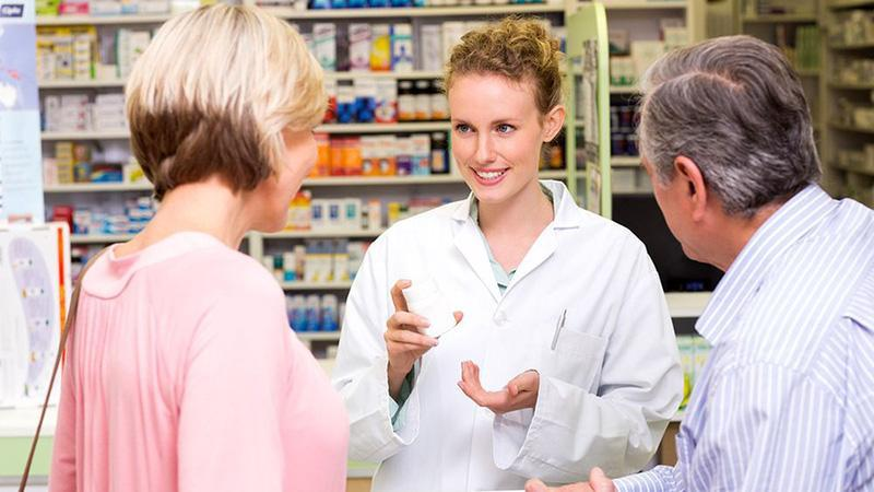 Аптечный сервис: персонал