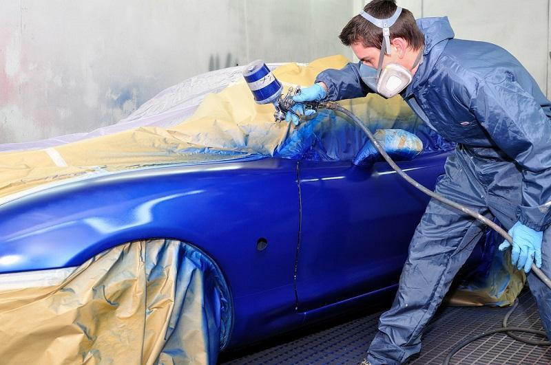 автосервис покраска кузова автомобиля