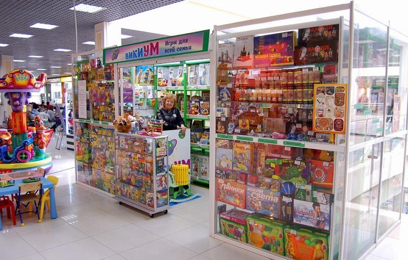 бизнес на детских игрушках