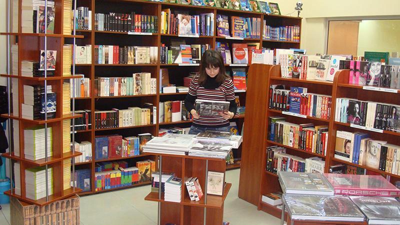 Персонал для открытия книжного магазина