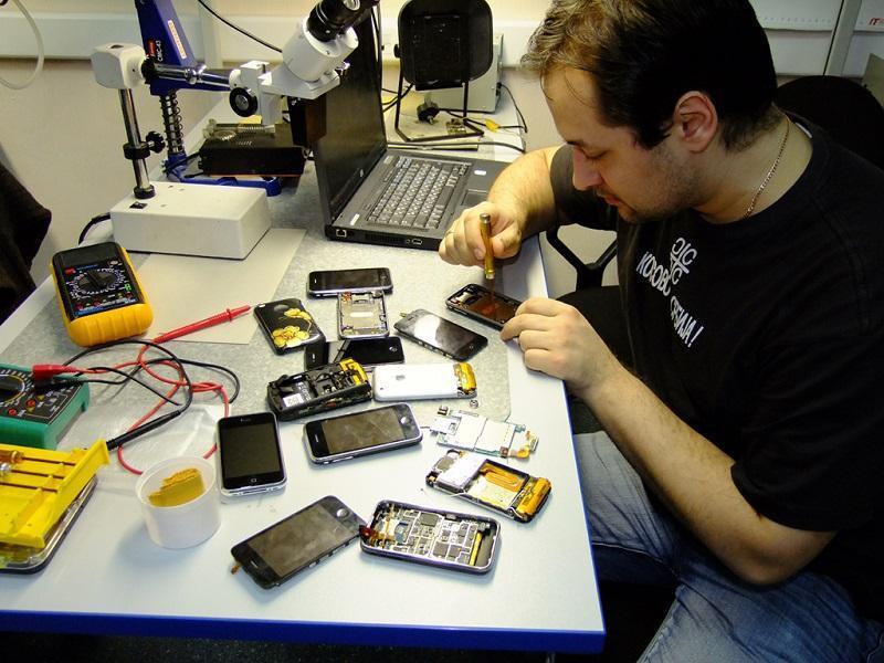 бизнес по ремонту телефонов