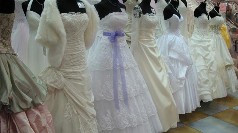 Бизнес на прокате: одежда