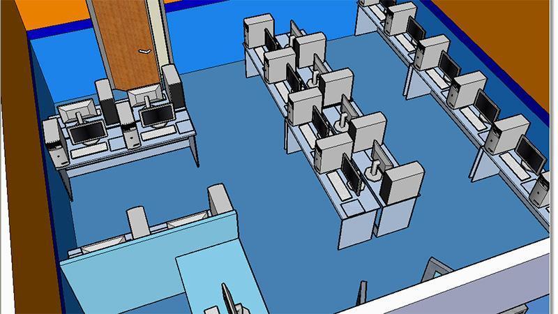 Оборудование для открытия интернет-кафе