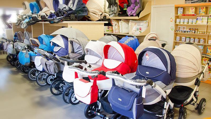 Коляски для новорожденных арзамас