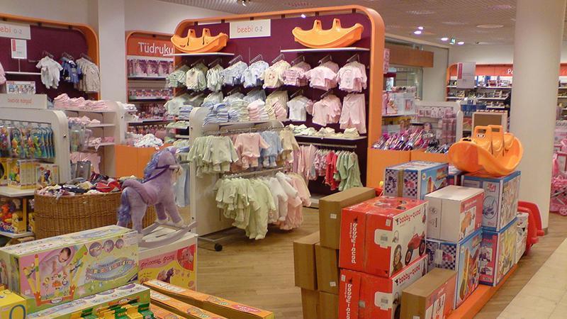 Детский магазин как бизнес