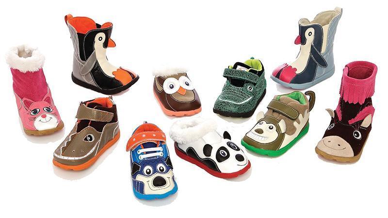 Свой бизнес: детская обувь