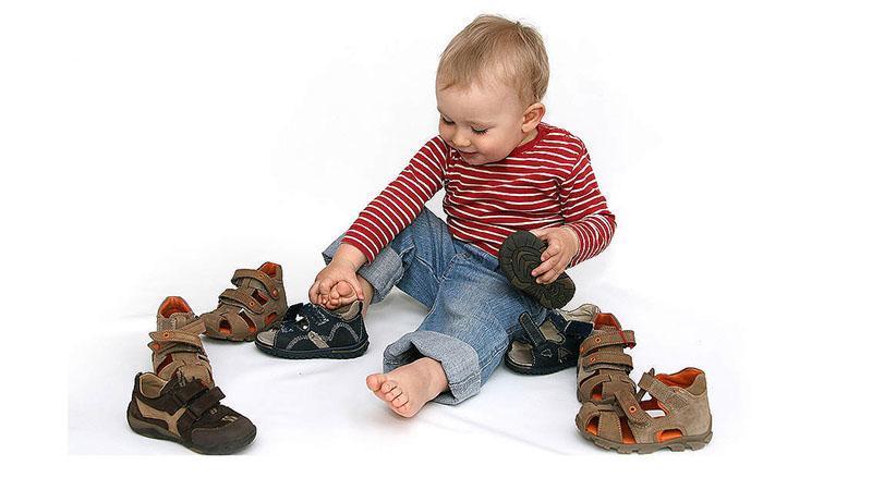 Детская обувь как бизнес