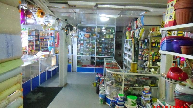 Торговое оборудование для хозяйственного магазина