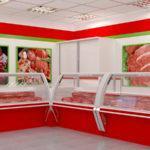 Оборудование для мясного магазина