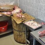 Оборудование мясной лавки