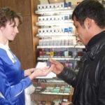 Персонал для открытия табачного магазина