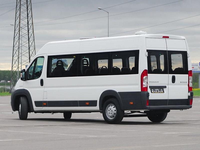 как открыть маршрутное такси бизнес план