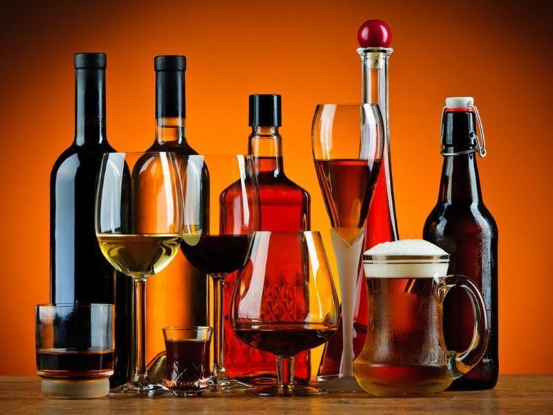 лицензия на продажу алкоголя в кафе