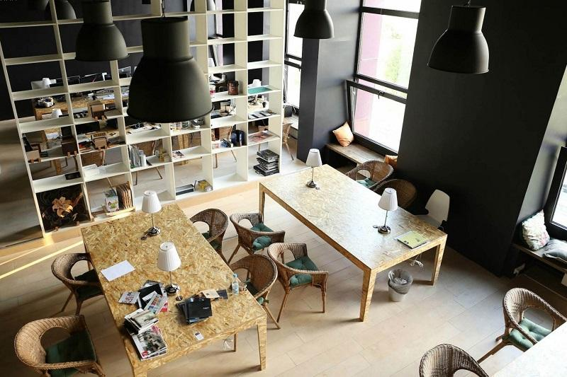коворкинг аренда офиса