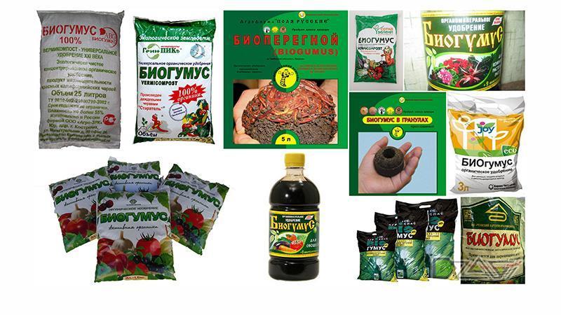 Как сделать органическое удобрение биогумус