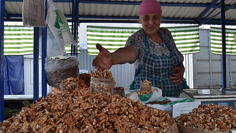 Бизнес на орехах: вопросы сбыта