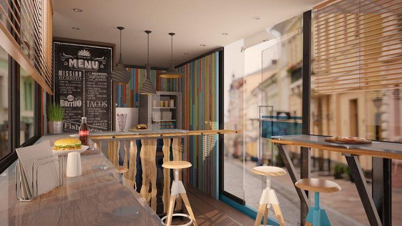 открыть кафе быстрого питания бизнес план