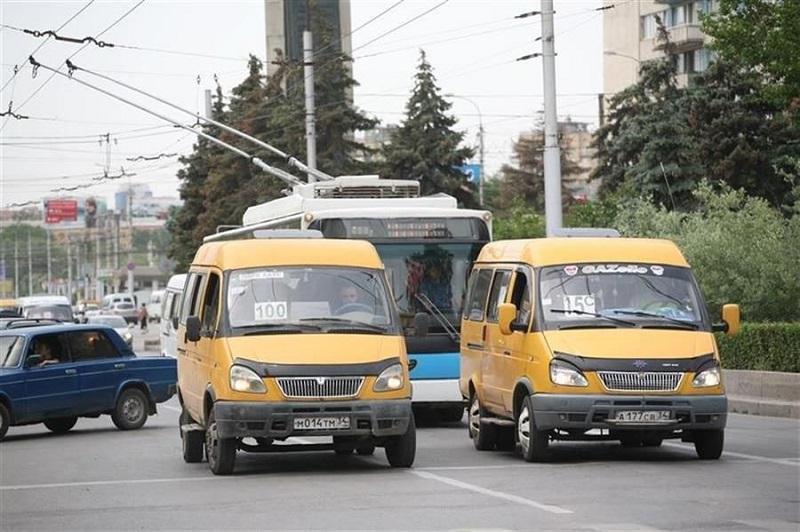 перевозка пассажиров маршрутным такси