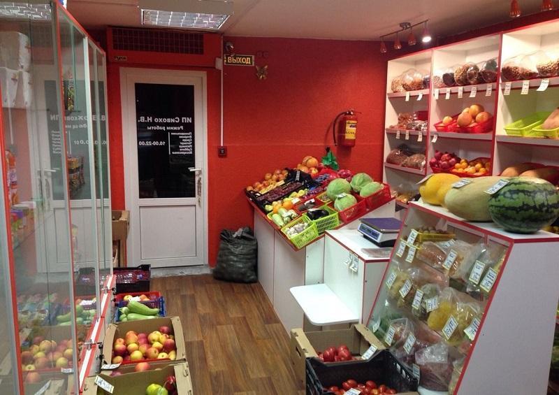 Как торговать овощами и фруктами с машины