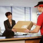 Организация работы пункта выдачи заказов интернет-магазинов