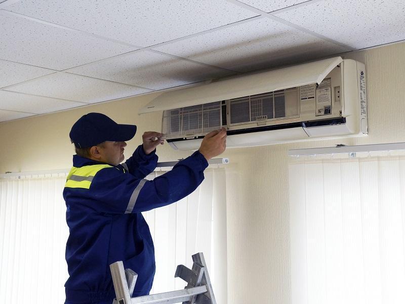 ремонт установка кондиционеров бизнес план