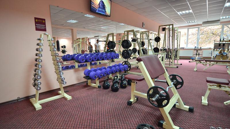 Оборудование для создания спортивного клуба