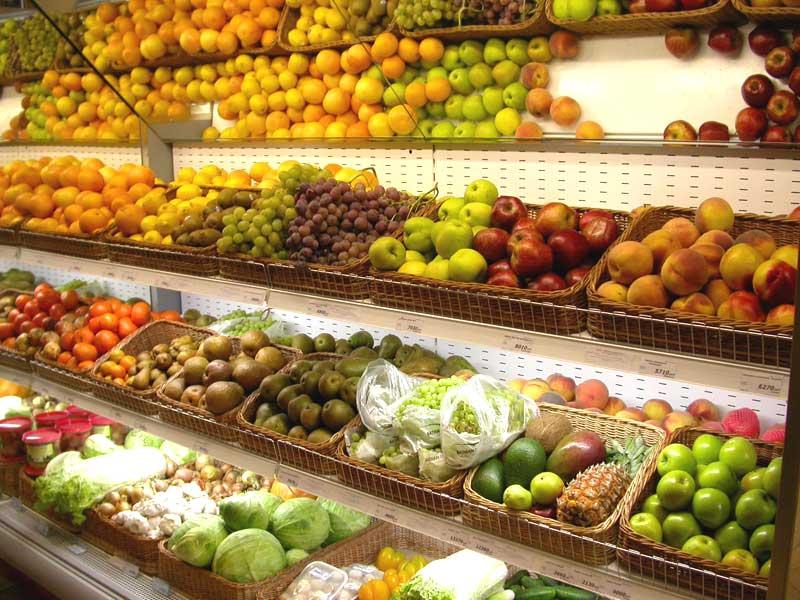 Какие документы нужны для торговли овощами и фруктами на улице?