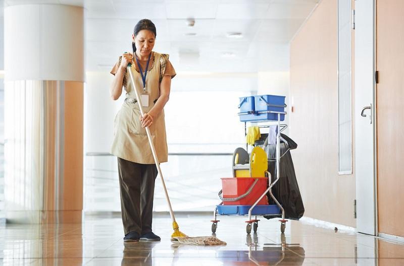 должностные обязанности уборщицы в офисе