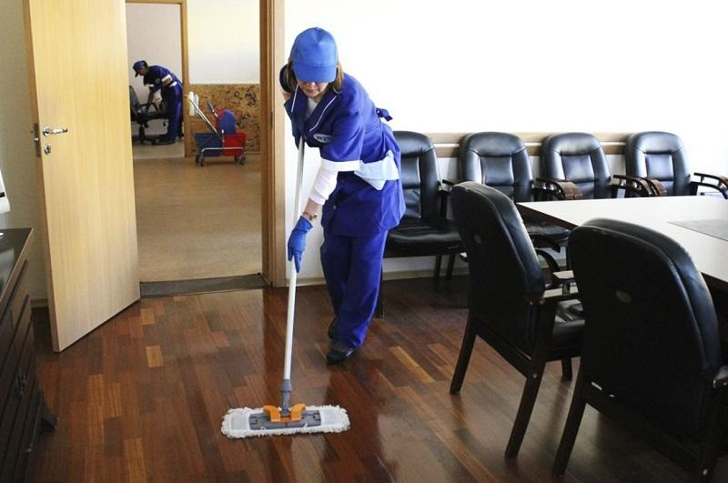 должностные обязанности уборщика служебных помещений