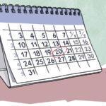 Сроки подачи единой упрощенной налоговой декларации