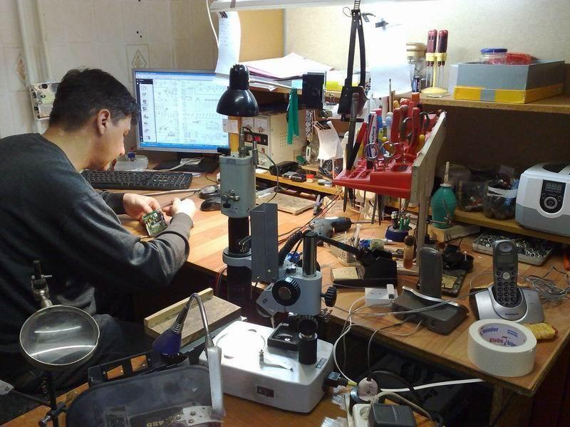 как открыть мастерскую по ремонту бытовой техники