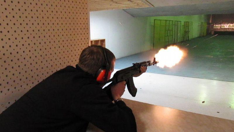 как открыть стрелковый тир из огнестрельного оружия в России