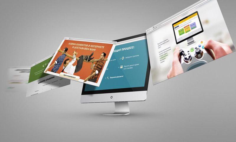 как создать одностраничный сайт для продажи товара заработать