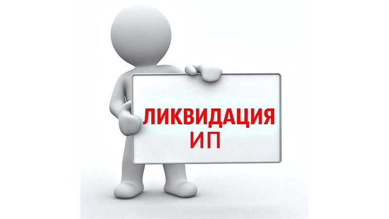 Ликвидация ИП: новая форма заявления