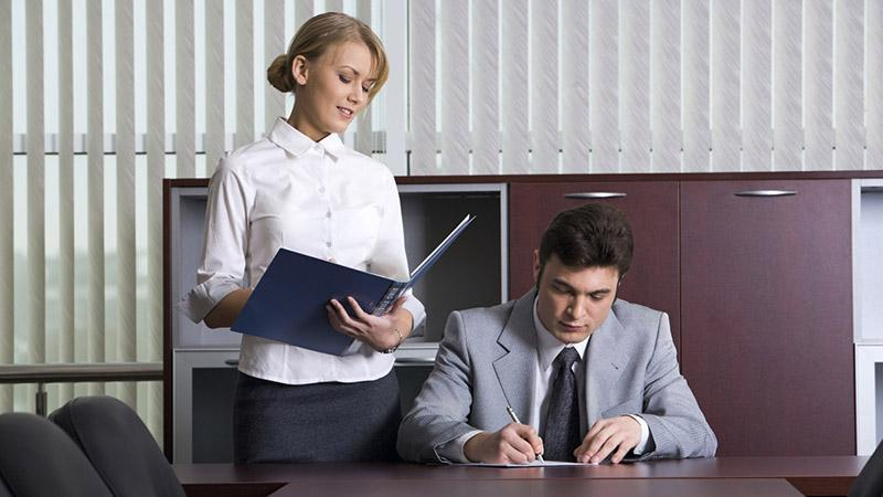 Должностные обязанности секретаря-делопроизводителя