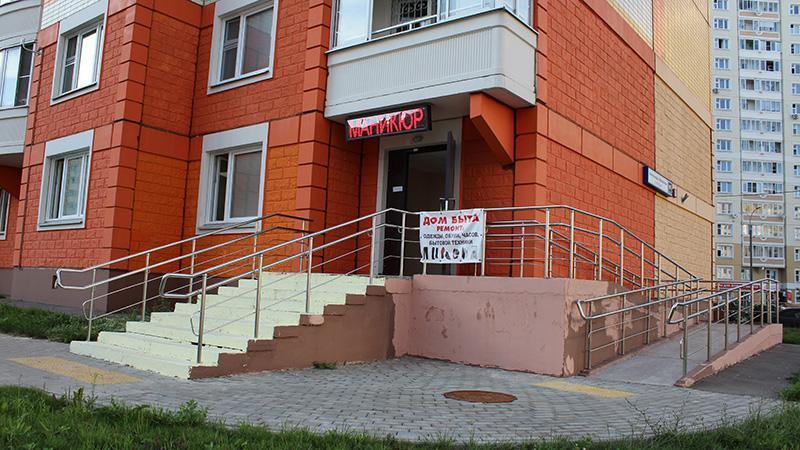 Помещение для открытия парикмахерской эконом класса в Москве