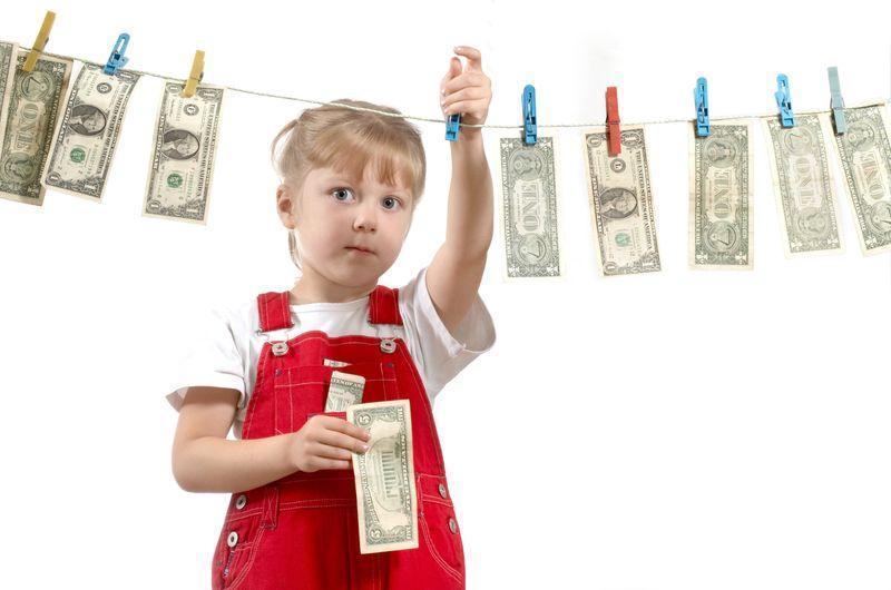 стандартный налоговый вычет на ребенка детей что такое пример расчета какие нужны документы