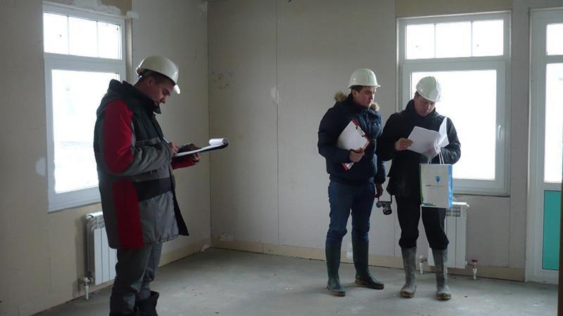 Составление акта обследования жилого помещения