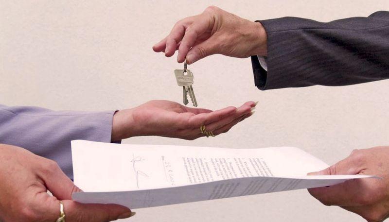 акт приема-передачи квартиры жилого помещения в аренду образец