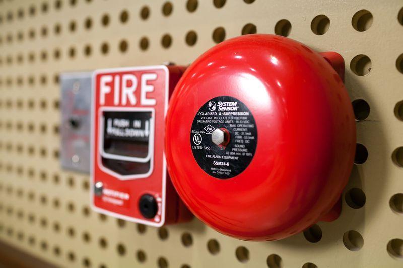 акт обследования пожарной сигнализации образец