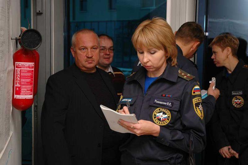акт проверки пожарной сигнализации образец заполнения бланка