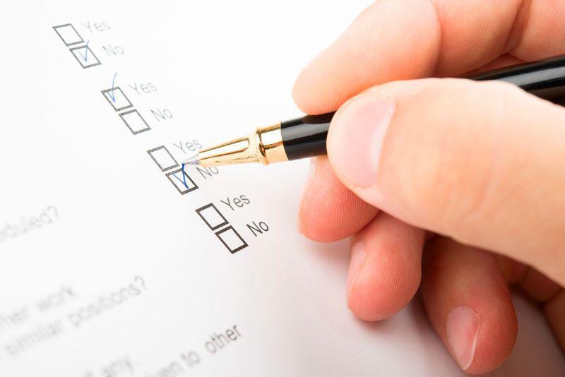форма анкеты для приема на работу скачать образец