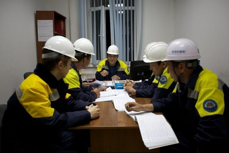 инструктаж по безопасности на рабочем месте образец